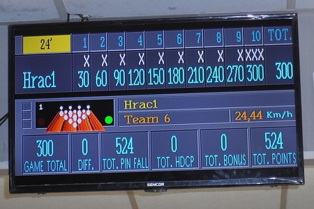 V Xbowlingu ValMez padla druhá PERFECT GAME